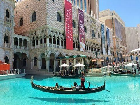 Venetian Las Vegas HD Video Walk Through Room Review
