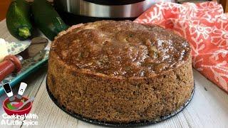 Zucchini Bread Instant Pot Recipe