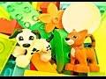 Обзор LEGO Duplo 10570 Кот и Пёс