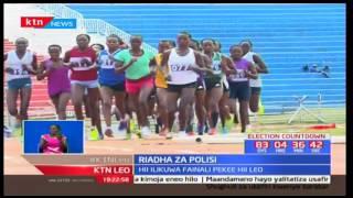 Vincent Yator afuzu finali ya 500M katika riadha za polisi