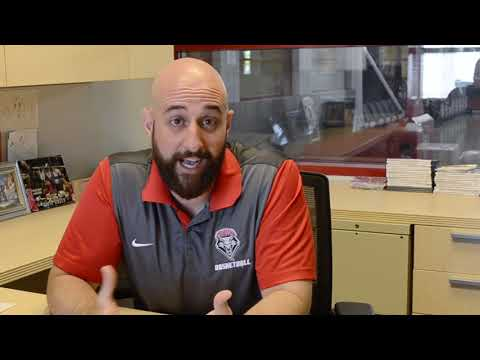 Feature: Bill Ferrara, Assistant WBB Coach