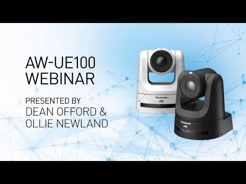 AW-UE100 Webinar