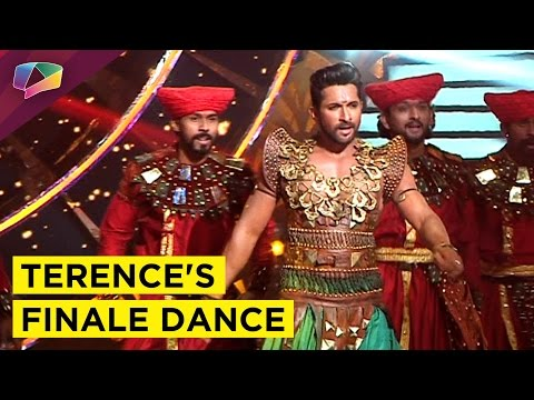 Terence Lewis gyrate for the grand finale of So Yo