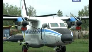 Несчастный случай произошел на аэродроме  «Сиворицы»