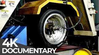 Pirelli: World's Most Renowned Tyre Manufacturer   Mega Manufacturing   Free Documentary