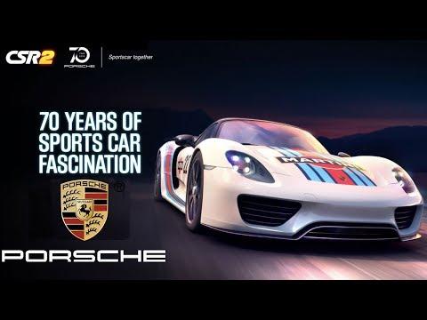 CSR Racing 2 Porsche 959 SC Maxed Tune/Pattern 7 80x