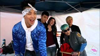 BIGBANG Blue MV Making   TAEYANG Ver.