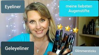 Eyeliner / Geleyeliner / Favoriten / Glimmersticks