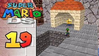 Super Mario 64 DS ITA [Parte 19 - Città Infame]