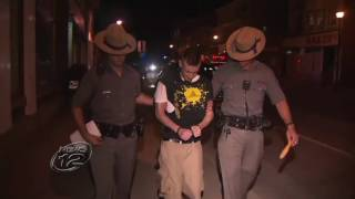 Man Arrested After Making Terroristic Threats in Kiryas Joel