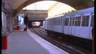 preview picture of video 'A Stock on the East London Line   part 1 - A film by Fred Ivey'