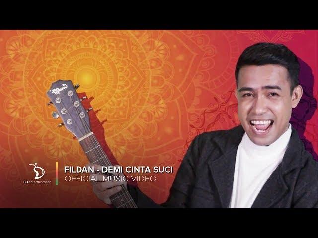 Fildan D'Star -  Demi Cinta Suci | Official Music Video