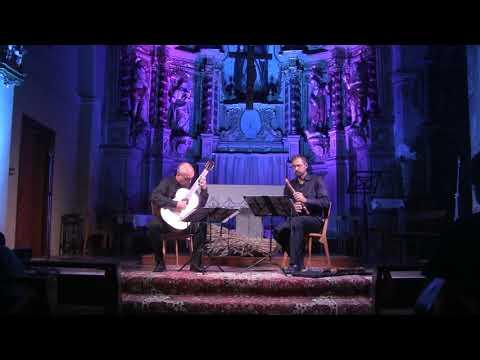"Schubert: ""Standchen"" (serenata) DUO MATTEOLI - PALAMIDESSI"