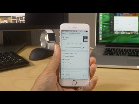 AirParrot Remote Controls AirParrot's Chromecast And Apple TV Features From Your Phone