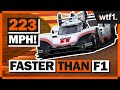 What Makes Porsche's 1160hp F1-Beating LMP1 Car So Fast?