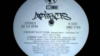 Artifacts   Cmon wit da git Down Buckwild Remix Instrumental 1994