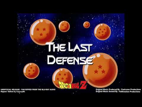 Dragonball Z - Episode 159 - The Last Defense - (Part 1) - [Faulconer Instrumental]