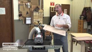 Simplify Sanding Complex Profiles with a 19-38 Combo Sander