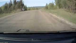 Трасса Р169. Скрябино - Медведок - Аркуль. Май 2012, ч. 3