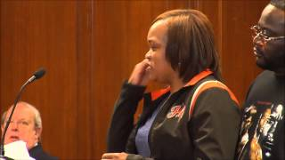'I Hope You Rot In Hell' Mom Tells Son's Killers