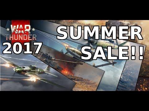 Next War Thunder Sale