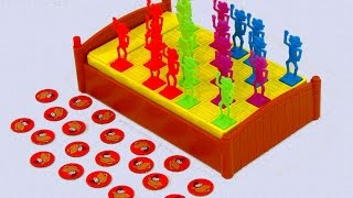 MONKEYS Jumping On The Bed Family Game from Briarpatch U Games | itsplaytime612