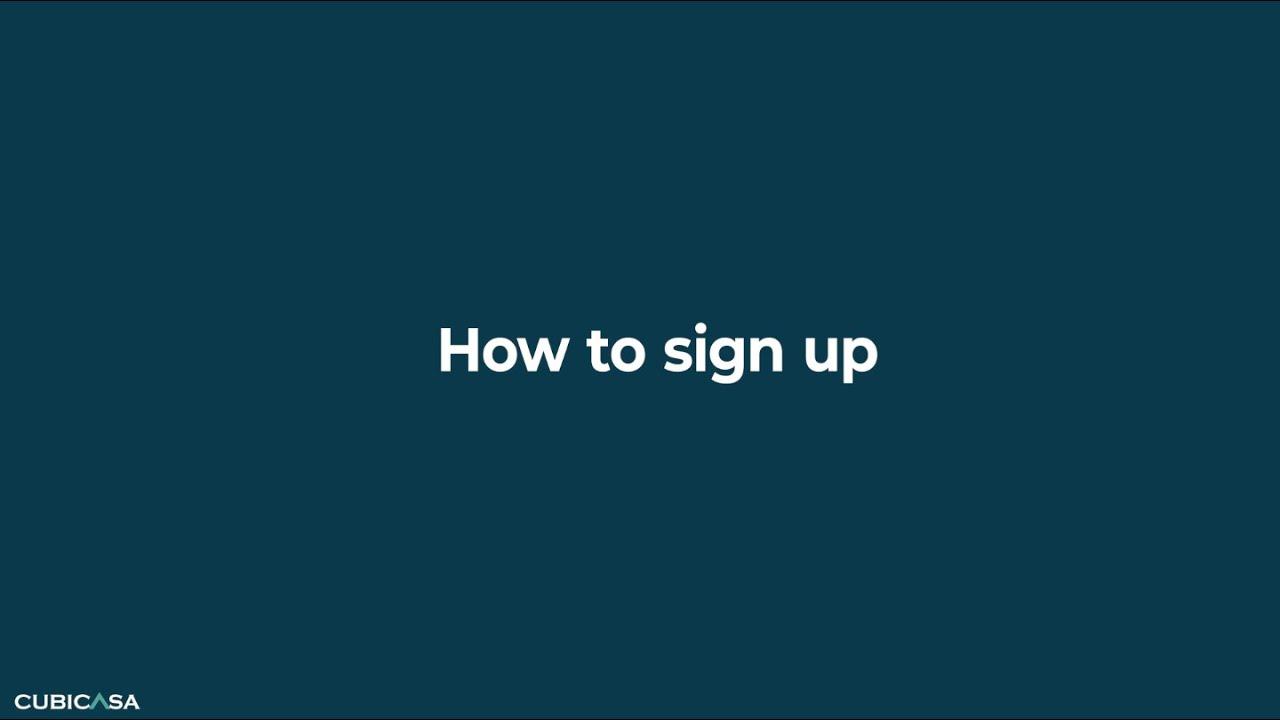 steps to get floor plans cubicasa app