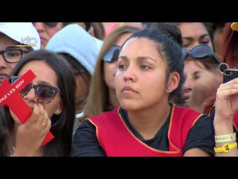 Le pape François, les jeunes et le service de leur patrie