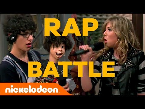 iCarly Challenges Victorious w/ Rap Battle 🎤 & Bonus Original Song 'Countdown' | #MusicMonday
