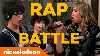 ICarly Challenges Victorious W/ Rap Battle 🎤 & Bonus Original Song 'Countdown'   #MusicMonday