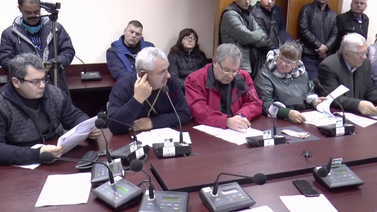Позачергова 100-а сесія Рубіжанської міської ради