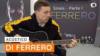 """Di Ferrero Faz Versão Acústica De Nova Música """"Seus Sinais"""""""
