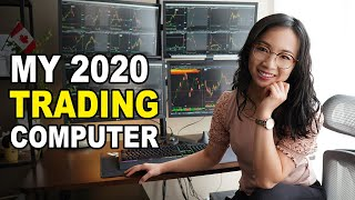 Best Day Trading Computer Station for 2020 - Day Trading Gaming Set Up