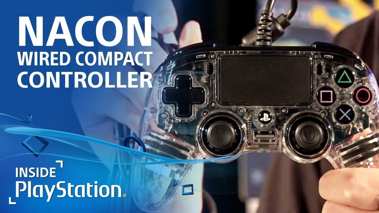Kompaktes Design – Der Nacon Compact Controller Wired