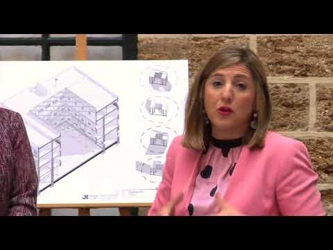 El IES del Rosario será un museo de arte contemporáneo