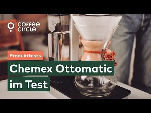 OTTOMATIC Kaffeemaschine von Chemex im Test