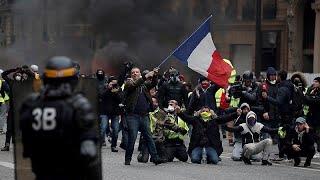Sarı Yelekliler: Fransa'nın öfke Dolu Günleri