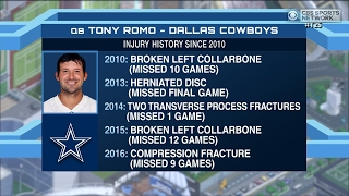 Time to Schein: What is next for Tony Romo?