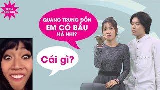 Puka rủ Quang Trung gọi điện troll Hải Triều và Diệu Nhi và cái kết