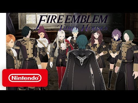 Fire Emblem: Three Houses - Welcome to the Black Eagle House - Nintendo Switch thumbnail