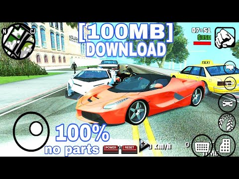 Download How To Download Gta San Andreas Highly Compressed For Pc