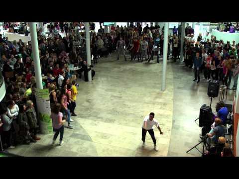 Vibe TV - Edge Hill University - Hub Opening