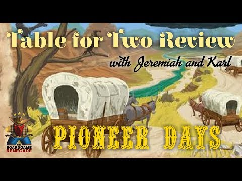 Pioneer Days Table for Two Review