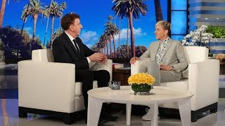 Ellen Learns About Erections from Dr. Dean Ornish
