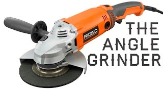 The Angle Grinder By Mitchell Dillman