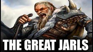 Skyrim - The Great Jarls - Elder Scrolls Lore