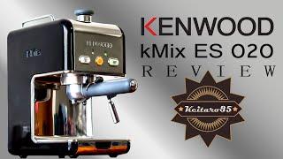 ОБЗОР / REVIEW кофеварки KENWOOD kMix ES 020