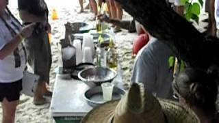 preview picture of video 'Bar Wars 2009- Cruz Bay, St. John, USVI_Mahooligans_ Maho Bay Boys_ The Auburn Connection, 2'