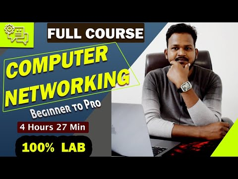 Computer Networking Full Course Beginner to Pro  [Hindi] || One Video | Masters in networking 🔥🔥