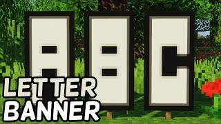 how to make letters on banners in minecraft loom - Thủ thuật